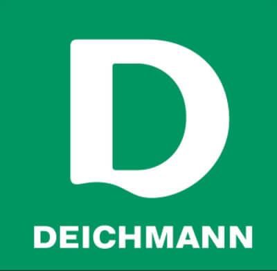 Tabuľka veľkosti Deichmann