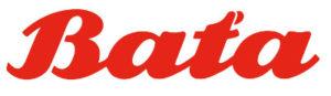 tabuľka veľkosti Baťa logo