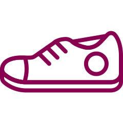 tabuľka veľkosti topánky