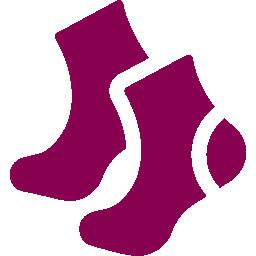 tabuľka veľkosti ponožky