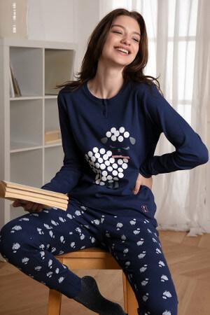 Bavlnené pyžamo Little Sheep
