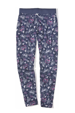 Dlhé elegantné pyžamové nohavice Melania