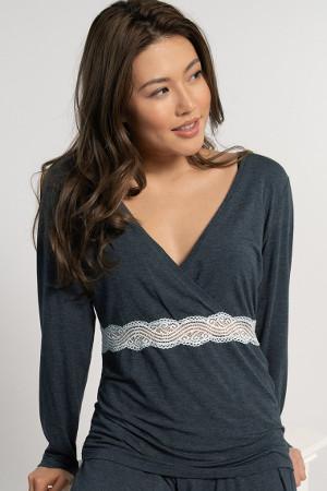 Elegantné a pohodlné tričko na spanie Henrietta