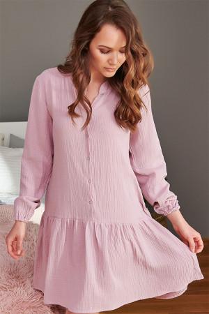 Elegantné tehotenské pyžamo TCB9751