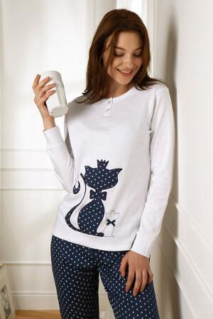 Hrejivé pyžamko Cat
