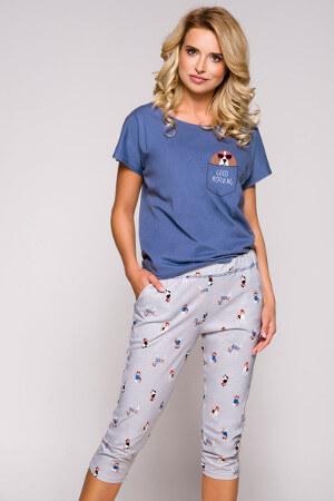Pekné dámske pyžamko Etna