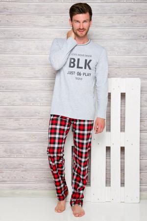 Pohodlné pyžamo Saxana Leon