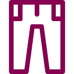 Tabulka velikosti kalhoty