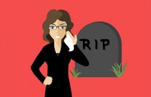 co si obléci na pohřeb