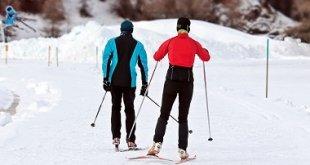 ako sa obliecť na lyžovačku