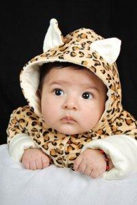 oblečení pro novorozence