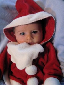 zimní oblečení pro novorozence