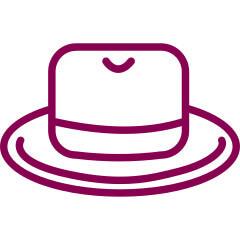 Tabulka velikosti klobouky