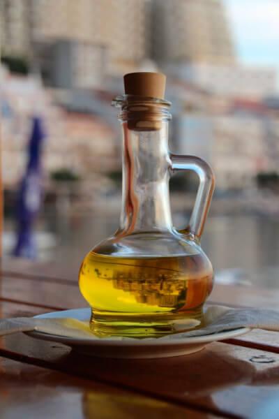 návod a postup jak vyčistit olej