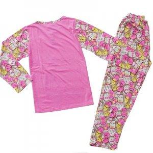 pranie pyžama a farba
