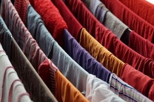 sušenie pyžama