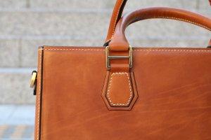 čištění kožené kabelky