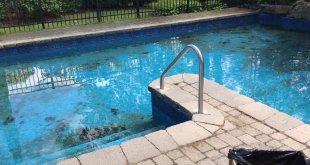 ako vyčistiť bazén