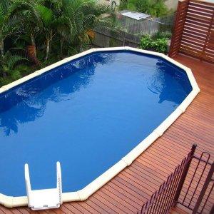 bazén a jeho čistenie