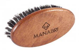 dřevěná kartáč na vlasy a její čištění