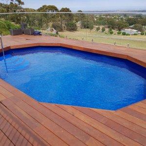 vyčistenie bazéna