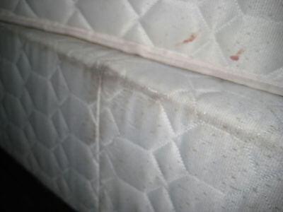 čistenie matracu