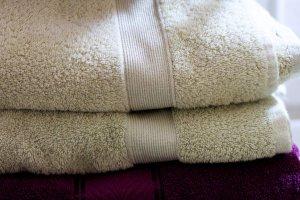 návod jak prát ručníky