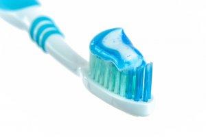 ako si čistiť zuby