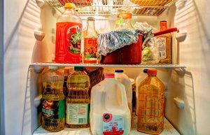 chladnička a jej vyčistenie