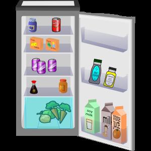 umytie chladničky od plesne