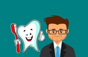 návod jak vyčistit zubní kámen
